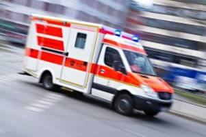 Polizei und Feuerwehr: Blaulicht-Blog: Mädchen bei Unfall lebensgefährlich verletzt
