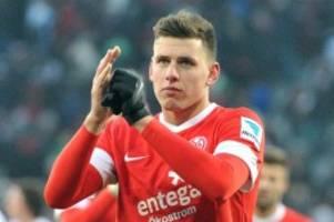 Fußball: Mainz 05: Müller und Szalai angeschlagen vor Hertha-Spiel