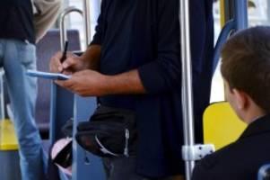 Nahverkehr: Weniger Strafanzeigen gegen Schwarzfahrer in Berlin