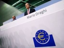 EZB: Strafe mit Ausnahmen