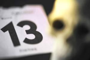 Pech: Unglückstag Freitag, der 13.? Woher der Aberglaube kommt
