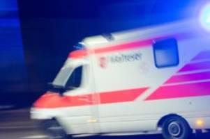 Verkehr: Vorfahrt genommen: Fahrradfahrer bei Unfall mit SUV verletzt