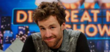 anzeige gegen comedian: mockridge erklärt endlich «fernsehgarten»-auftritt