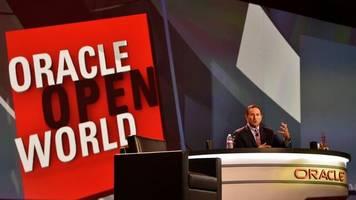 Vorstandschef: Oracle-Chef Hurd nimmt Pause wegen Krankheit