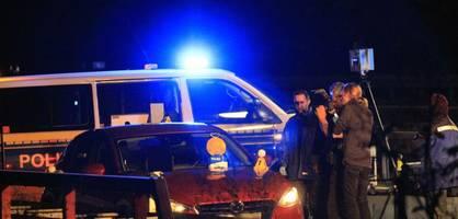 Polizei erschießt bewaffneten Autofahrer bei Kontrolle
