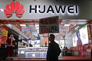 Huawei ist ein Konkurrent, den Apple nicht ignorieren kann