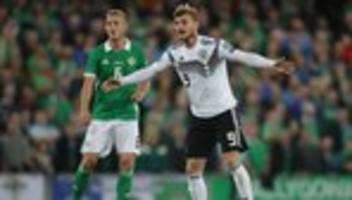 Bundesliga-Vorschau: Hoffentlich hat Werner bei Löw nichts verlernt