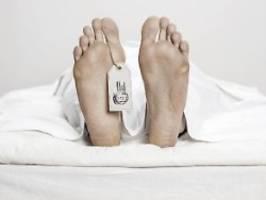 Auch Monate nach dem Tod: Menschliche Leichen bewegen sich weiter