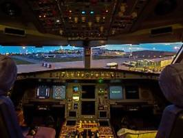 pilot verschüttet kaffee: airbus kehrt über dem atlantik um