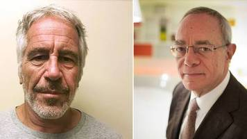 massachusetts institute of technology: jeffrey epstein: us-eliteuni nahm spenden von verurteiltem sexualstraftäter an