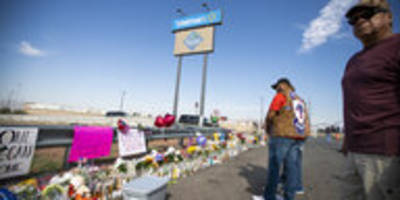 Nach Attentaten von El Paso: Schütze wegen Mordes angeklagt