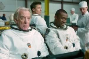 Science-Fiction-Drama: Ad Astra: Brad Pitt und Tommy Lee Jones im Weltall