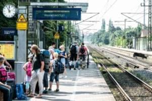 Deutsche Bahn: Verbindung Hamburg–Sylt überfüllt: Mitnahme nicht garantiert