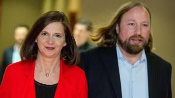grünen: göring-eckardt und hofreiter wollen fraktions-chefs bleiben