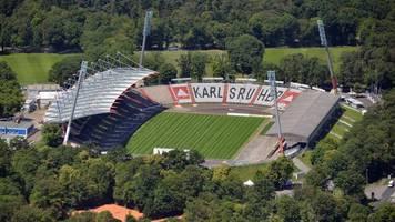Karlsruher SC zieht Stadt wegen Stadionneubaus vor Gericht