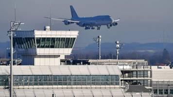 flughafen münchen: unkontrollierte person im sicherheitsbereich - abflüge gestoppt