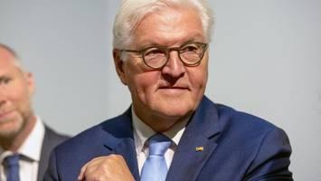Bundespräsident Steinmeier rechnet mit AfD ab