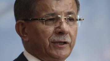 regierungspartei in der krise: türkischer ex-premier davutoglu tritt aus erdogans akp aus