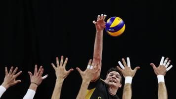 Niederlage gegen Serbien: Deutsche Volleyballer verpatzen EM-Auftakt
