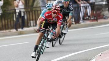 spanien-rundfahrt: cavagna gewinnt 19. vuelta-etappe - martin gibt auf