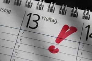 Warum soll Freitag, der 13., Unglück bringen?