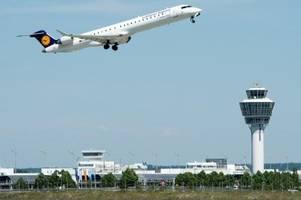 flughafen münchen: terminal 1 nach panne wieder geöffnet