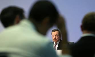 Kritik an EZB-Chef: Draghi hat über das Ziel hinaus geschossen