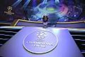 Champions League 19/20 - Champions League: Spielplan, Termine und Gruppen