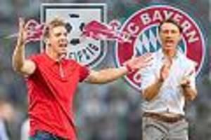FC Bayern - Mit einem taktischen Kniff kann Kovac Leipzigs Pressing-Plan durchkreuzen