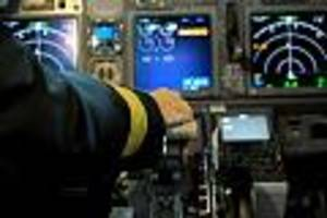 folgenreiches missgeschick - condor-maschine muss über atlantik wenden - weil der pilot im cockpit kaffee verschüttet