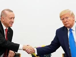 Annäherung in Waffen-Krise: Erdogan hofft auf Raketen-Deal mit Trump