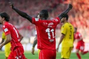 Fußball: Ujah über Heimspiel-Atmosphäre: Gibt uns Extra-Energie