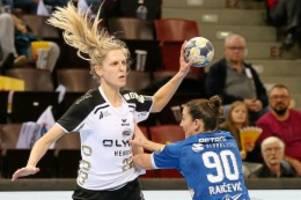 handball: trainerin müller verliert zum einstand mit den spreefüxxen