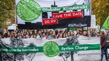 Bündnis «#aussteigen»: 20.000 Teilnehmer zu massiven Protesten gegen IAA erwartet