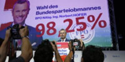 bundesparteitag in graz: fpÖ verarbeitet ibiza-trauma