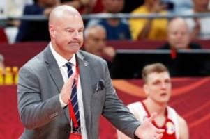 basketball: towers im testspiel gegen bonn wieder mit cheftrainer taylor