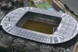 Energie: Deutscher Solarpreis für Solarmodule auf Weser-Stadion