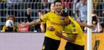 Bundesliga: BVB überzeugt und Gladbach gewinnt Derby