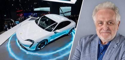 Wollen die Umweltschützer einen Elektro-Porsche mit 625 PS?