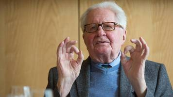 früherer spd-chef vogel warnt vor rückzug aus groko