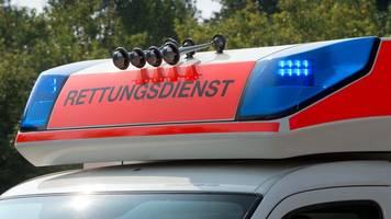 Radfahrer von Maishäcksler erfasst und schwer verletzt
