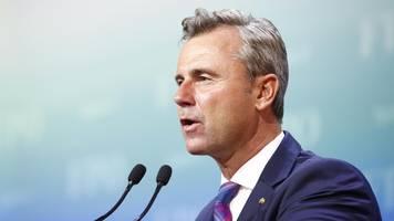 Norbert Hofer ist neuer FPÖ-Chef in Österreich