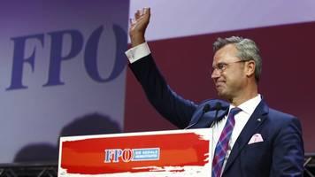 parteitag in graz - Österreich: norbert hofer übernimmt führung der fpÖ