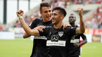 2. Bundesliga: VfB Stuttgart schlägt Jahn Regensburg und ist Erster – Hannover 96 in der Krise