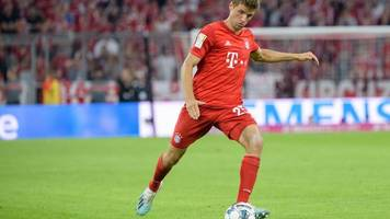 Topspiel: FC Bayern startet in Leipzig mit Müller statt Coutinho
