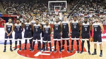 wm in china: sieg für enttäuschende us-basketballer zum abschluss