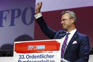 hofer soll strache als chef der fpÖ beerben