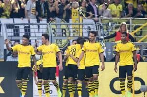BVB schlägt Leverkusen deutlich - Gladbach gewinnt im Derby