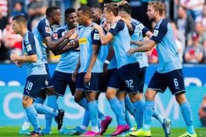 Gladbach feiert 49. Bundesliga-Derbysieg