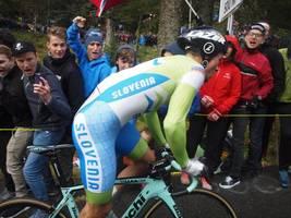 Spanien-Rundfahrt: Pogacar gewinnt 20. Vuelta-Etappe: Roglic im Roten Trikot